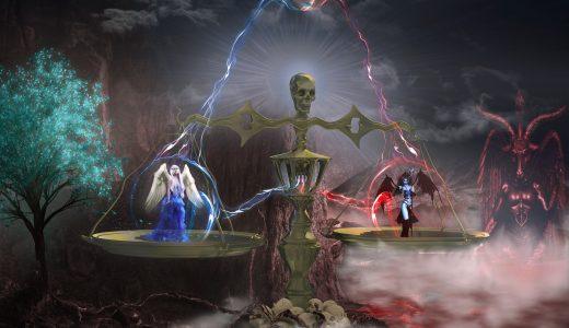 天使と悪魔と神とロケットの管制塔