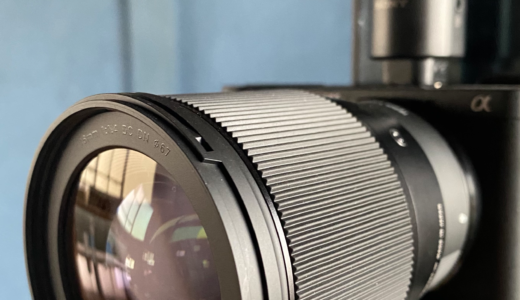 動画撮影の環境を変えてみた α6400で撮影